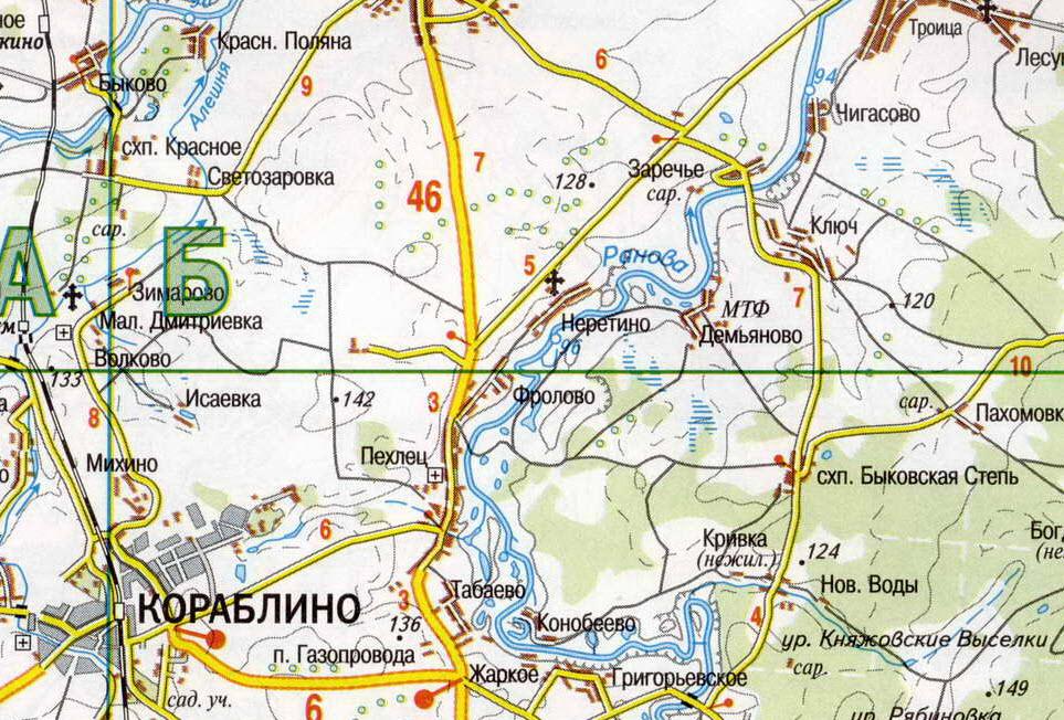 диктофонная стариные карты велая лука кораблинский р-он подробно: Из: Калуга